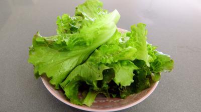 Petits pois en salade - 1.2