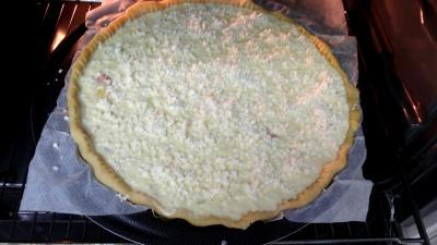 Tarte aux asperges au fromage frais de chèvre - 6.2