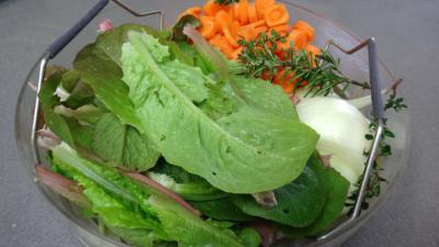 Salade braisée aux carottes - 3.2
