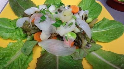 Salade braisée aux carottes - 6.3