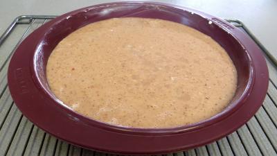 Gâteau à la fraise sans gluten - 4.2