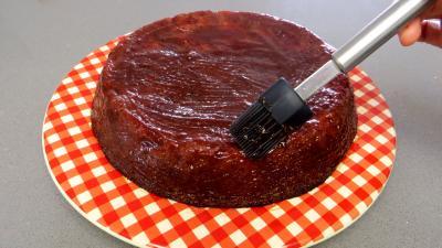 Gâteau à la fraise sans gluten - 5.2
