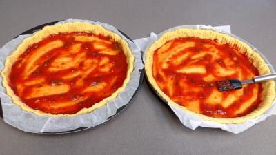 Pizza aux fèves - 3.2