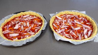 Pizza aux fèves - 3.4