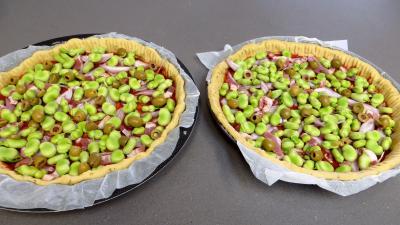 Pizza aux fèves - 4.2