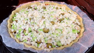 Pizza aux fèves - 4.4