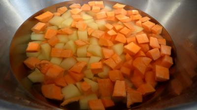 Fèves et légumes à l'oseille - 3.3