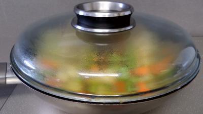 Fèves et légumes à l'oseille - 7.1
