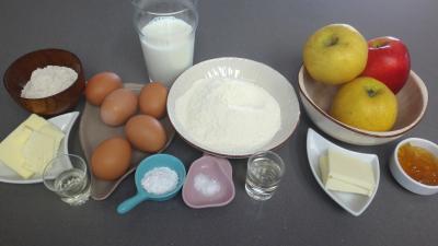 Ingrédients pour la recette : La pescajoune revisitée