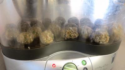 Boulettes de riz au boeuf à la vapeur - 6.2