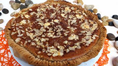 confiture d'abricots : Tarte aux poires