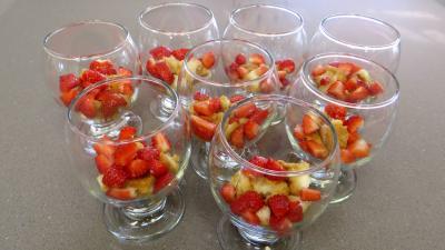 Mascarpone ou tiramisu aux fraises - 3.3