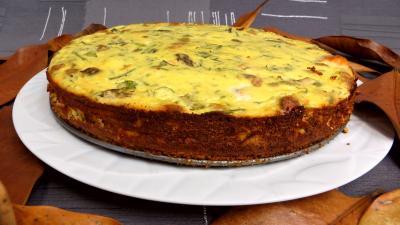 Cheesecake au saumon - 8.2