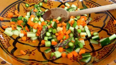 Salade aux blancs de poulet - 6.2