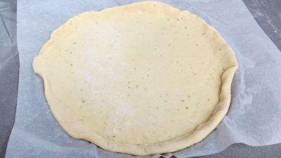 Pizza aux restes de charcuterie - 4.3