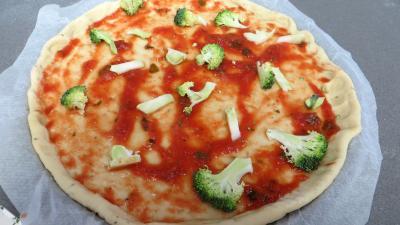 Pizza aux restes de charcuterie - 5.2