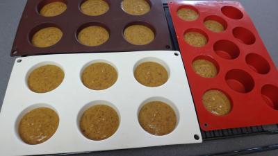 Muffins aux nèfles sans gluten - 4.1