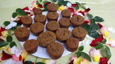 Alcool blanc : Muffins aux nèfles sans gluten