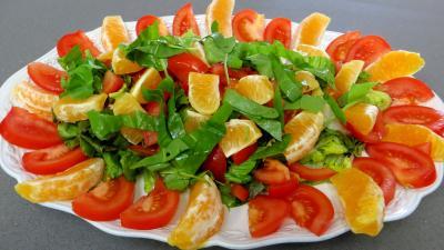 Salade de nèfles - 8.2