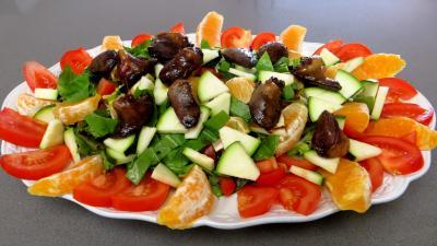 Salade de nèfles - 9.2