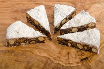 Photo : panforte