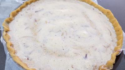 Clafoutis aux oignons - 6.3