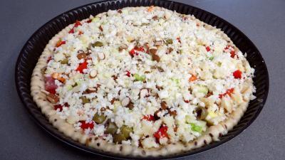 Pizza aux courgettes - 5.2
