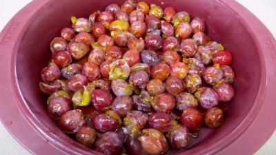 Tatin aux petites prunes - 5.2
