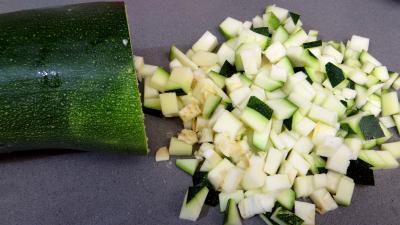 Confiture de courgettes et citrons verts - 1.2