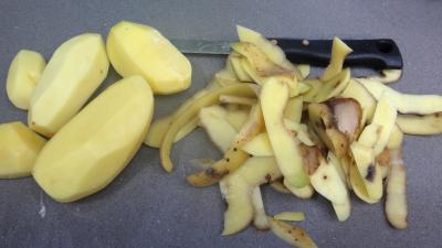 Sauté de potimarron et légumes - 3.2