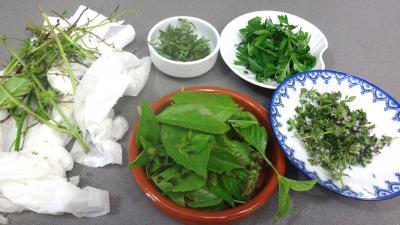 Sauté de potimarron et légumes - 4.3