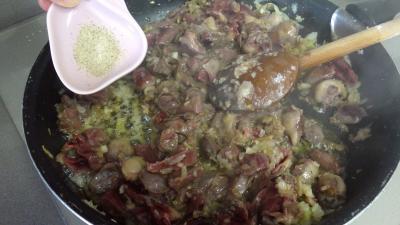 Sauce tomates aux coeurs de canard - 4.3