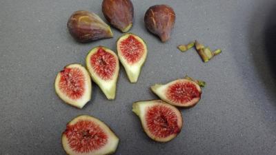 Tarte tatin aux figues - 2.2