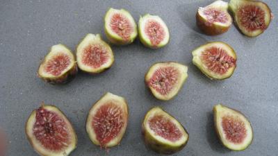 Tatin aux figues et poires - 2.3
