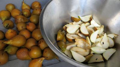Gelée de poires - 2.2
