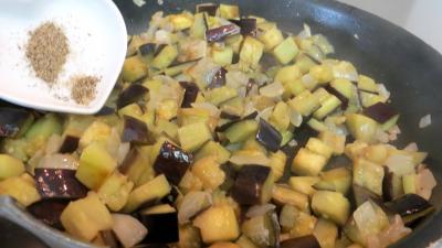 Clafoutis aux aubergines - 4.4