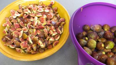 Chutney de figues aux cacahuètes - 1.3