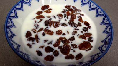 Pain de mie aux raisins secs - 1.1