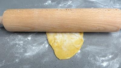 Tagliatelles fraîches à la farine complète - 3.2