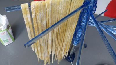 Tagliatelles fraîches à la farine complète - 6.2