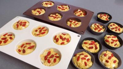 Muffins aux poires - 5.3