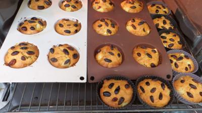 Muffins aux poires - 6.1