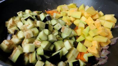 Polenta aux légumes - 6.1