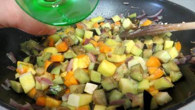 Polenta aux légumes - 6.3