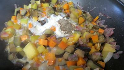 Polenta aux légumes - 7.1