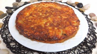 Cuisine diététique : Gratin de pommes de terre aux cèpes