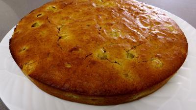 Gâteau aux physalis - 5.2