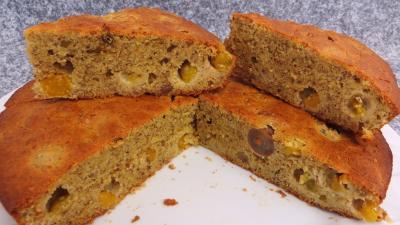 Gâteau aux physalis - 5.4
