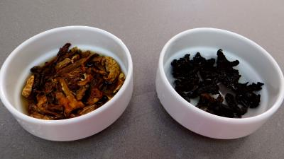 Clafoutis aux champignons - 1.4