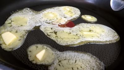 Clafoutis aux champignons - 3.2